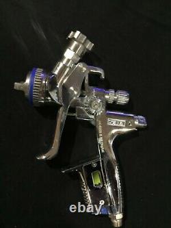 SATA Jet 4000 B / RP Digital Gauge HVLP Spray Gun 1.3 tip