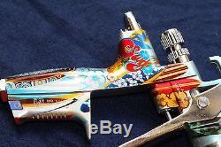 SATA Jet 4000b Rp 1,3 Tip Surf Surfer Edition Spray Gun Beautiful Limited Editio