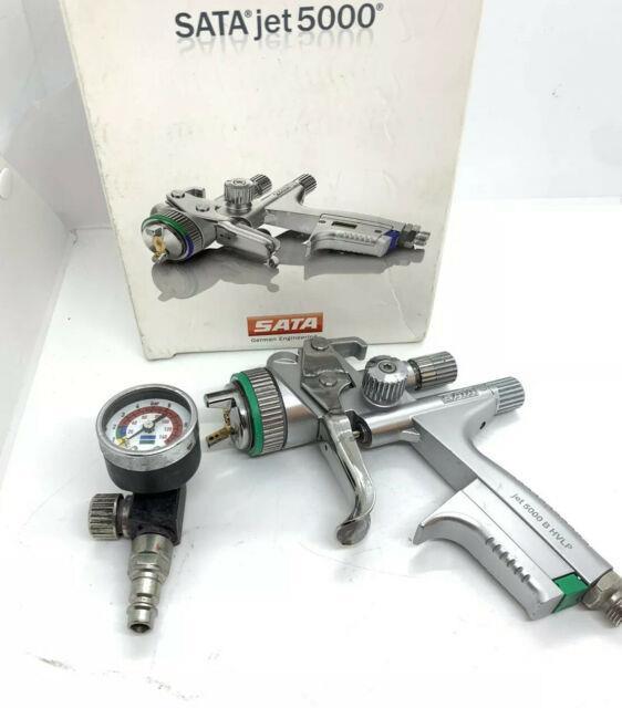 Sata Jet 5000 B Hvlp 1.3 Spray Gun Made In Germany