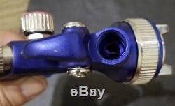 SATA Jet RP (1.4) Blue Anodized