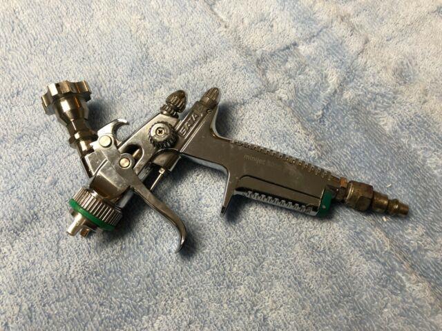 Sata Minijet 3000 B 1.0 Sr Hvlp 29 Psi Max 2 Bar Germany Paint Spray Gun