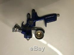 SATA jet 1500 B SoLV 1.3 RP Blue Spray Gun