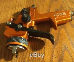 SATA jet 3000B RP CHIP FOOSE LIMITED EDITION, VERY GOOD LIGHTLY USED CONDITION