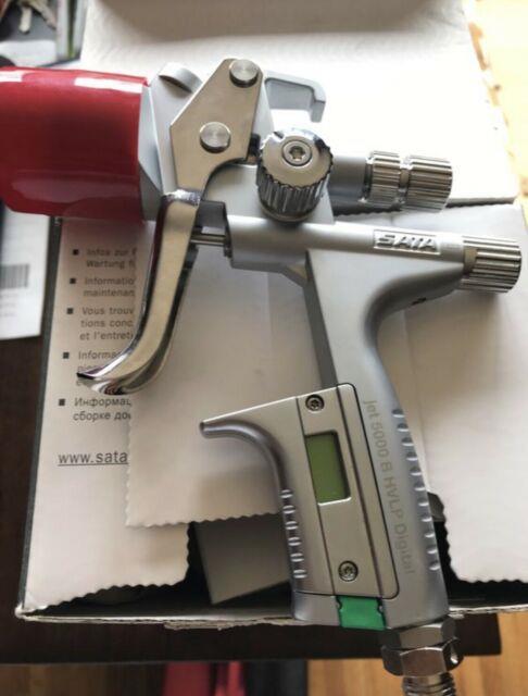 Sata Jet 5000 1.3 X Digital Spray Gun