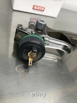 SATA jet X 5500 HVLP O Nozzle Spray Gun 1.3