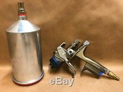 SATA jet X 5500 RP 1.3mm Gravity Spray Gun O Nozzle