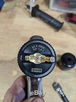 SATA jet X5500 RP 1.4 i Nozzle Spray Gun