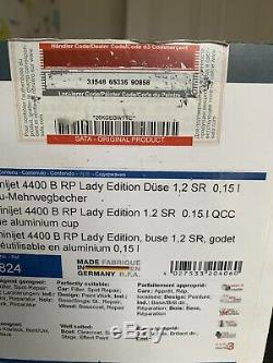 SATA minijet 4400 LADY EDITION No 244/500