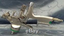 SATAJet 5000 B HVLP Spray Gun LIKE NEW Non-Digital