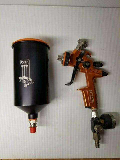 Satajet 3000 B 1.3 Hvlp Chip Foose Special Limited Edition Sata Spray Gun