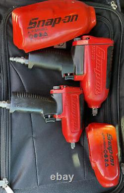 SNAP ON MG 725 1/2 And MG325 AIR IMPACT WRENCH GUN Works