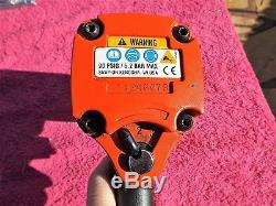 Snap-on Near Mint! 3/4 Drive Mg1200 Super Duty Impact Wrench