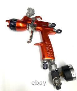 Sagola 3300 GTO Paint Spray Gun With Gauge