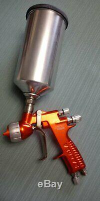 Sagola 4500 Extreme LXT Spray gun with1.4 & 1.3 tips