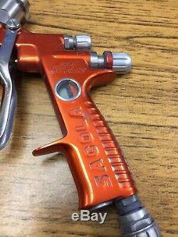 Sagola 4600 Xtreme Made in Spain (Orange) Spray Gun