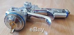 Sata 3000 1.3 RP digital spray gun great condition with satajet spraygun cup