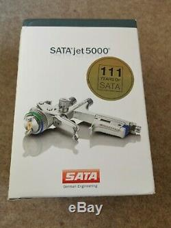 Sata 5000 rp Limited Edition clear coat 1.3