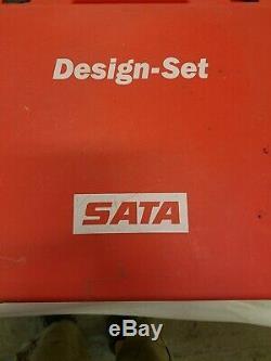Sata Design-set airbrush