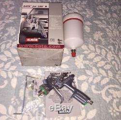 Sata Jet 100 Hvlp 1.7 Spray Gun