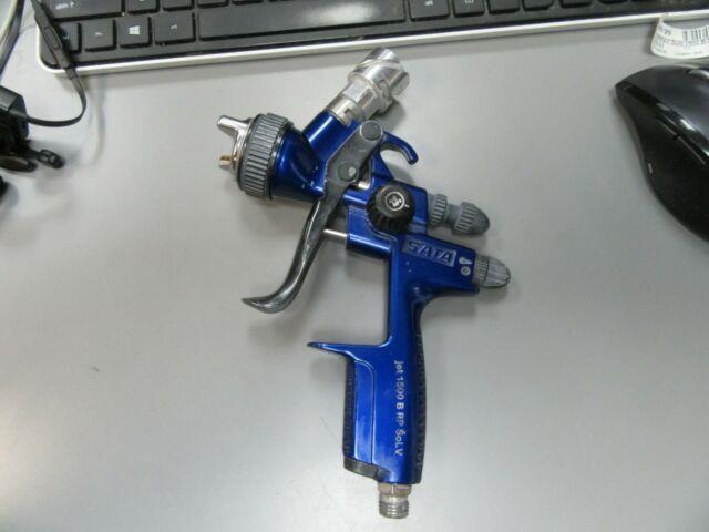 Sata Jet 1500 B Rp Solv Spray Gun With 1.3 Tip