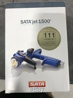Sata Jet 1500 Solv HVLP 1.4