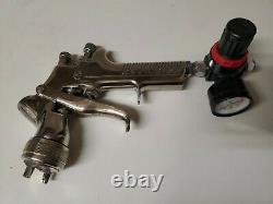Sata Jet 2000 HVLP, SataJet NR2000, spray paint gun 1.4 and DEVlLBISS PLUS
