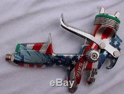 Sata Jet 3000 HVLP 1.3 Liberty Edition! FREE SHIPPING