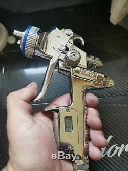 Sata Jet 3000 b RP 1,3 Digital Profi Lackierpistole Spritzpistole