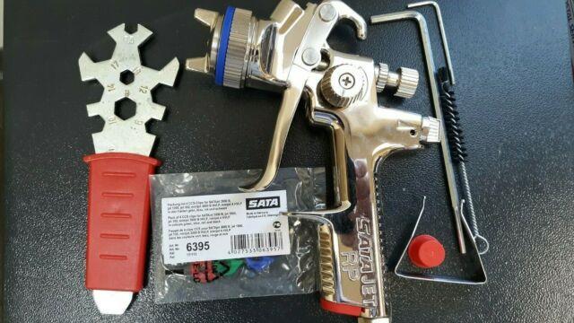 Sata Jet 3000b Rp 1.3 Paint Gun Never Used