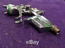 Sata Jet 4000 B HVLP Digital Paint Spray Gun Good Condition with WSB Nozzle