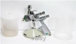 Sata Jet 5000 B 1.3 Spray Gun with Dewilbiss Decups Adapter #893