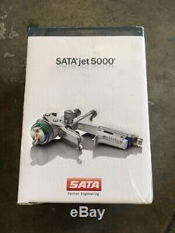 Sata Jet 5000 HVLP PPG Special Edition RARE