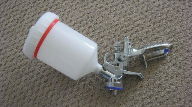 Sata Minijet 4400 B Rp 1.2 Needle Set With Cup. Smart Repair. Excellent