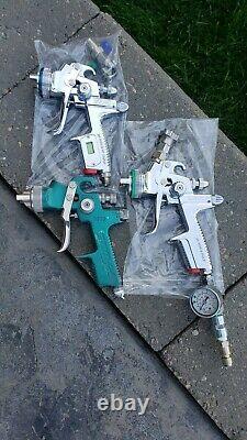 Sata Paint Guns NR95, Sata Jet 3000 B HVLP, Sata Jet 3000 B RP Digital