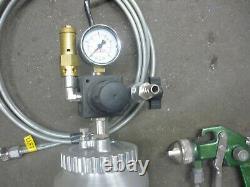 Sata Paint pressure pot Gun hoses