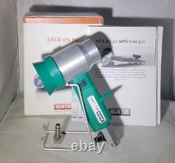 Sata dry jet blow gun