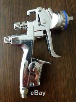 Sata jet 4000 B RP Digital 1.2 set up, clear coat spray gun
