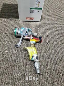 Sata jet 4000 spray gun 1.3 hvlp limited edition rare