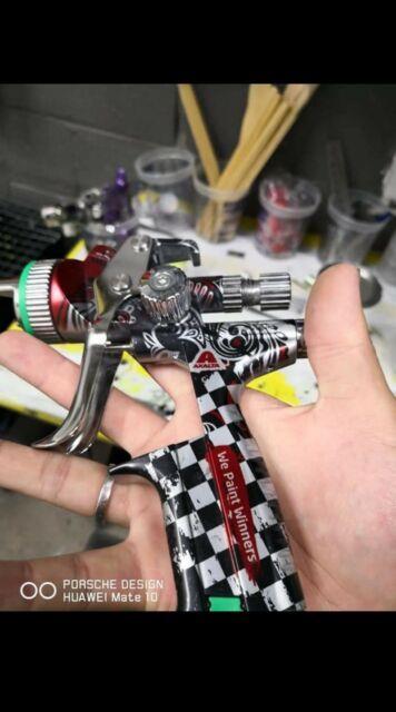 Sata Jet 5000 Hvlp Axalta Ed Spray Gun
