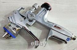 Sata satajet 4000 b 1.2 RP spray gun with brand new spraygun cup / pot