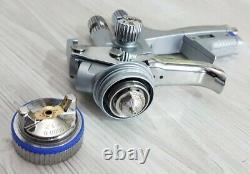Sata satajet 5000 b digital spray gun 1.2 RP with brand new spraygun cup / pot