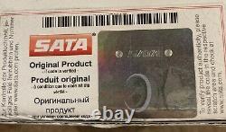 SataJet 5000 B HVLP NON DIGITAL 1.4 Basecoat Spray Gun SATA. FREE SHIPPING