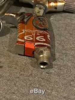 Satajet Sata Jet 5000 B HVLP Digital 1.3 spray gun Chopper Edition (used)