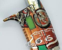 Satajet Sata Jet 5000 B HVLP Digital 1.4 spray gun Chopper Edition