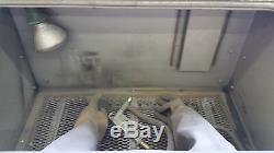 Skat Blast TP sandblasting cabinet