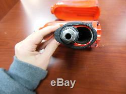 Snap-On 1/2 Drive Air Impact Wrench Gun MG725 Super Duty Power With Cover Snap On