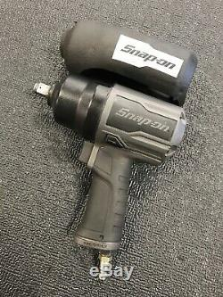 Snap-On 1/2 Drive Air Impact Wrench withProtective Boot PT850GM (PT850GMG)