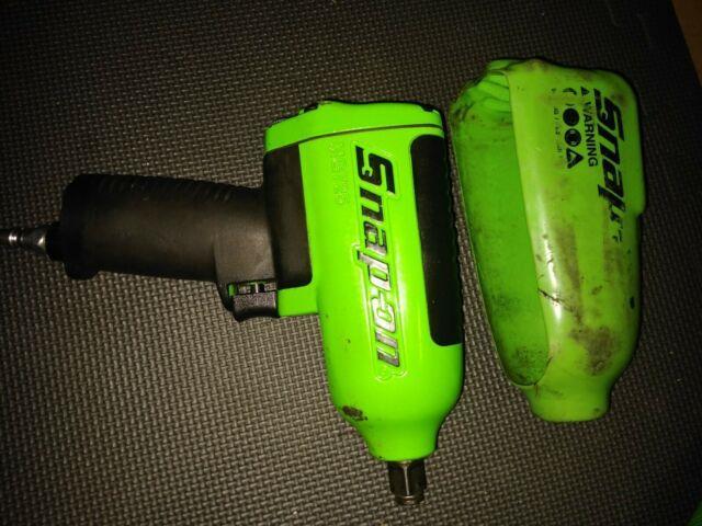Snap On 1/2 Impact Gun Green