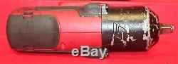 Snap On 18V Cordless 01/2 impact with Two batteries & Charger (CT8850)
