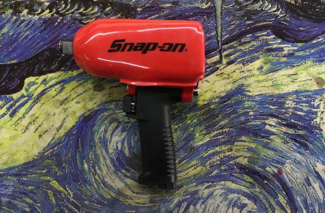 Snap On 3/4 Air Impact Wrench Mg1250